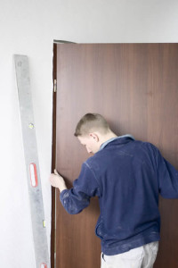 Door fitting service
